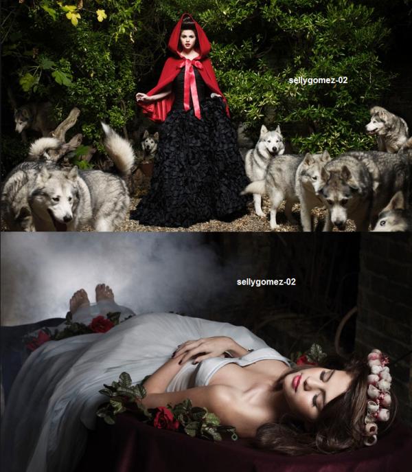 (Re)Découvrez un photoshoot de Selena en 2010