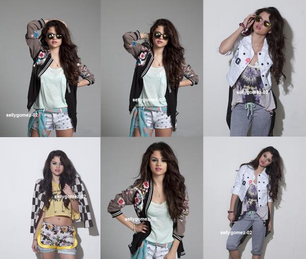 voici un photoshoot de selena pour Nylon en 2013