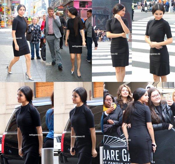 le 11 septembre 2015 - selena à Participer 10e annuelle des femmes de Billboard En Musique 2015 New York, NY