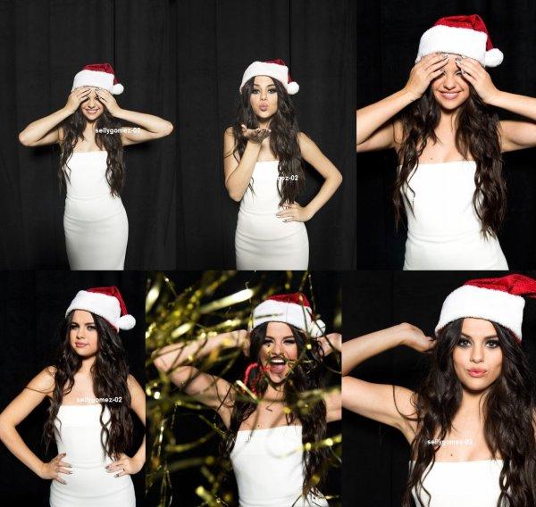 Des nouvelles photos portraits de selena lors du Z100's Jingle Ball ont été dévoilé.