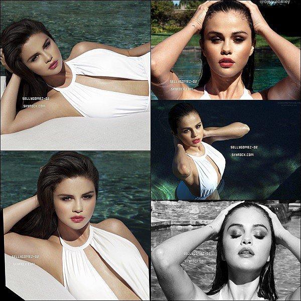 De nouvelles photos du photoshoot réalisé par Jake Bailey en 2015 sont sorties, Selena est magnifique dessus