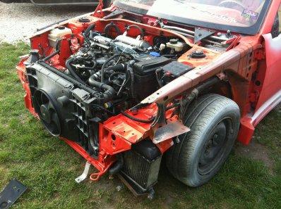 mon cab orange bientot pret pour la saison 2012