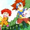 Digimon petit monstre, tu es le champion !