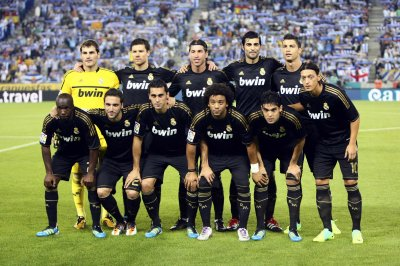 Vive le Real Madrid