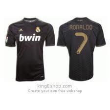 Le maillot de Cristiano Ronaldo
