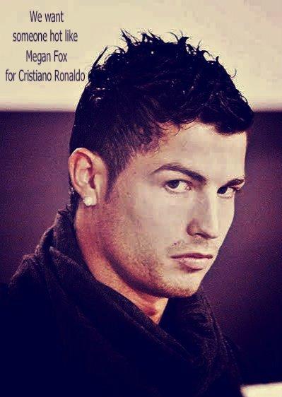 Fan de Cristano Ronaldo