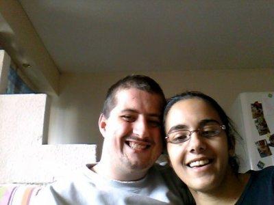 mon homme ma belle soeur ma soeur et mon frere et moi