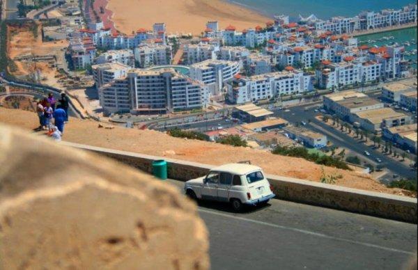 Ici c'est Agadir