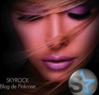 SKYROCK PINKROSE: BLOGGUER / WRITER / POETESS