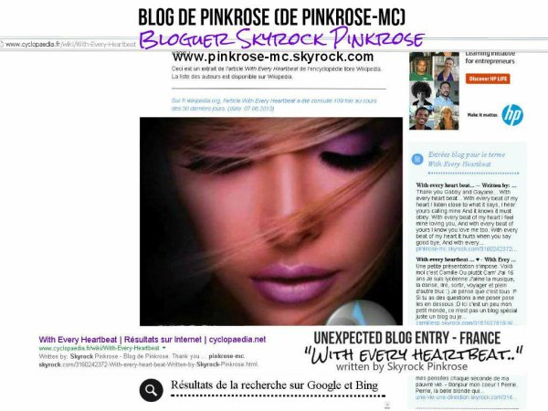 Blog De Pinkrose (de Pinkrose-MC) a.k.a Skyrock Pinkrose BEST OF THE BEST 2014