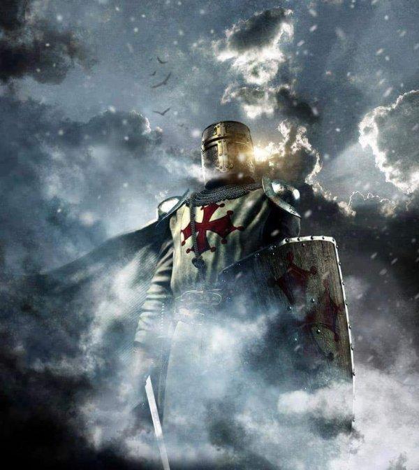 Knights Templar Crow Clan Commander / Baroness