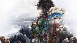 1er Couple le plus probable : GRUVIA *-*