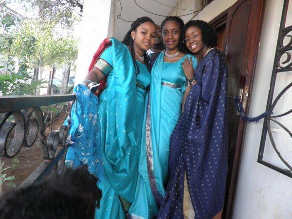 la soeur et les cousines