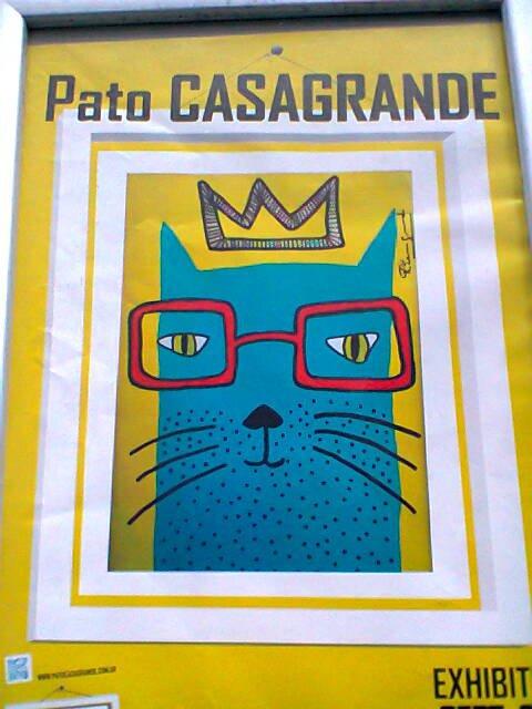 Pato CASAGRANDE exhibition