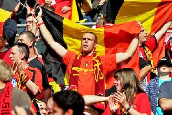 bonne fete national belges