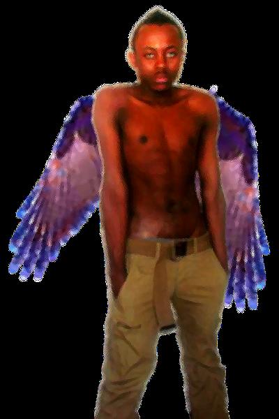 Pour le tombeur, un ange