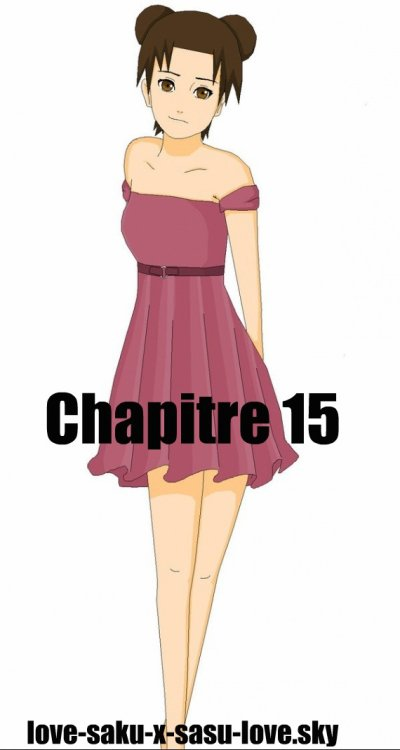 Fic1 : Chapitre 15 : Ensemble pour l'éternité