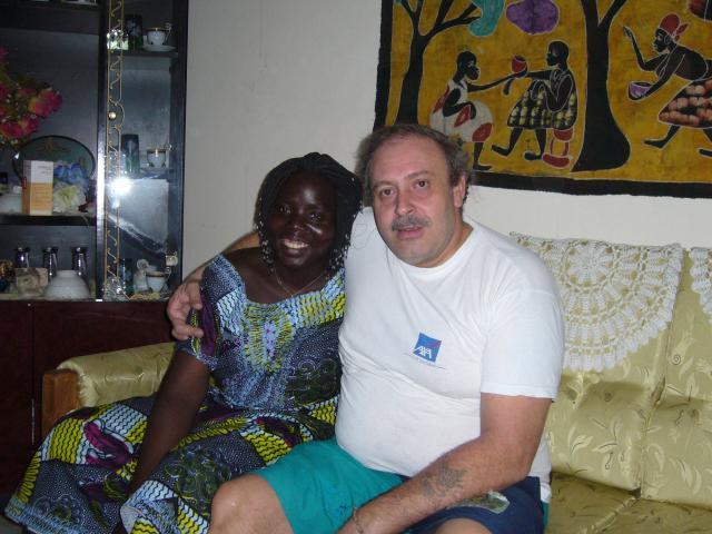 Ma famille au Sénégal.......