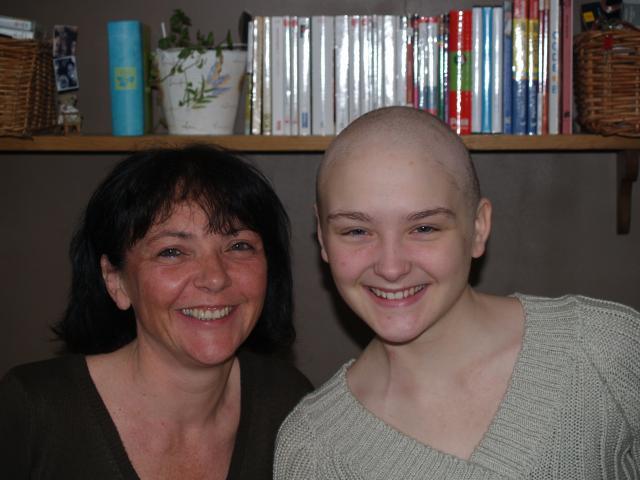 Son combat contre la leucémie