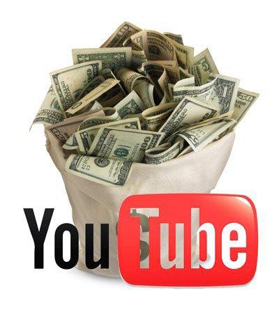 الربح من اليوتوب