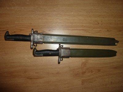 baïonnette U.S. M1905