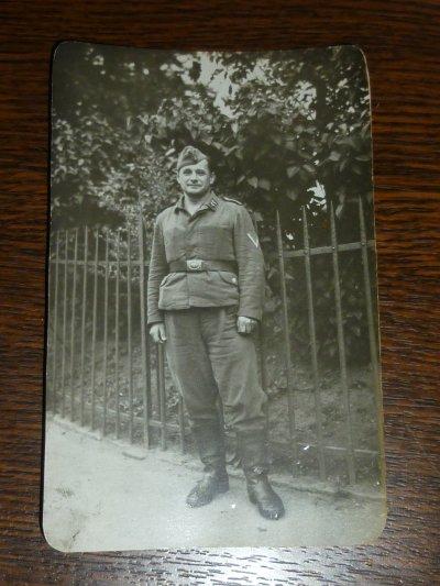Photos prise dans le nord de la France en 1943