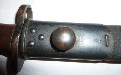 baionnette anglaise modèle 1907