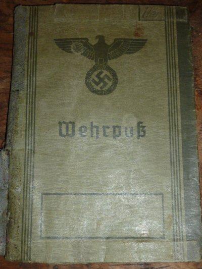 Wehrpass