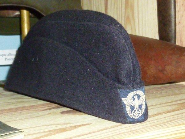 Police fluviale 3ème Reich
