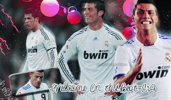 ₪ ₪ Article : Welcome On TheBest-CR9.Skyrock.Com ₪ ₪ ╚> Ta Source Sur C.Ronaldo <╝