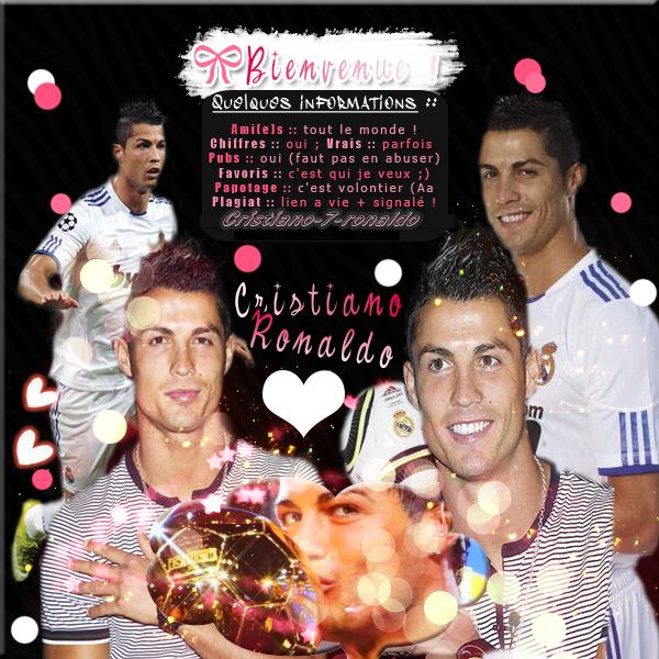 -Source #1 Sur Cristiano Ronaldo.