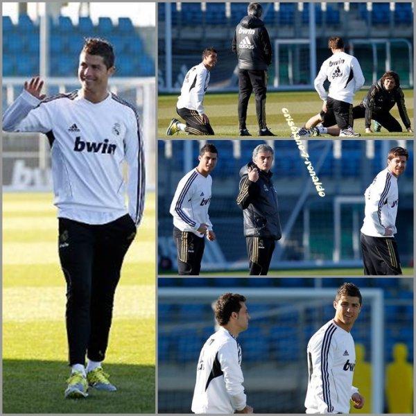 #. Cristiano Ronaldo Training Session ٠ 23/01/2012