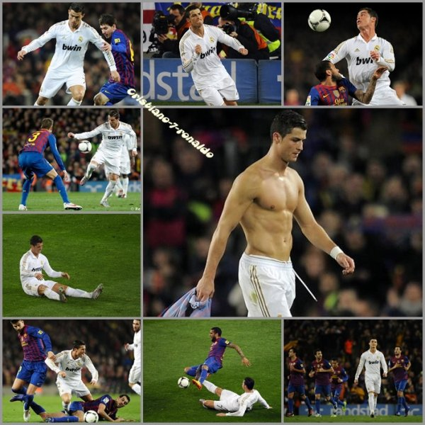 #.FC Barcelone - Real Madrid