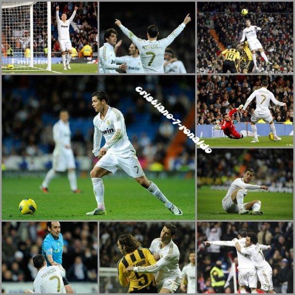 #.Real Madrid - Saragosse