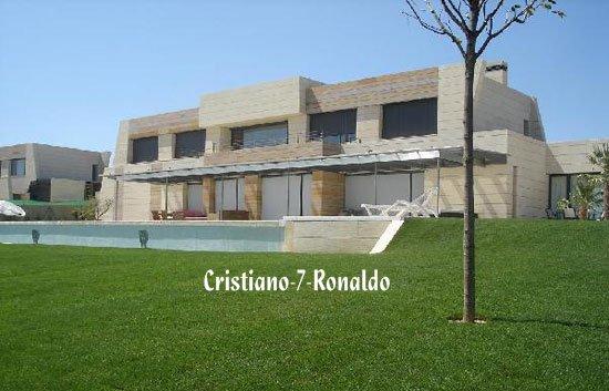 #.Un mafieux aurait trouvé la maison de Cristiano Ronaldo !