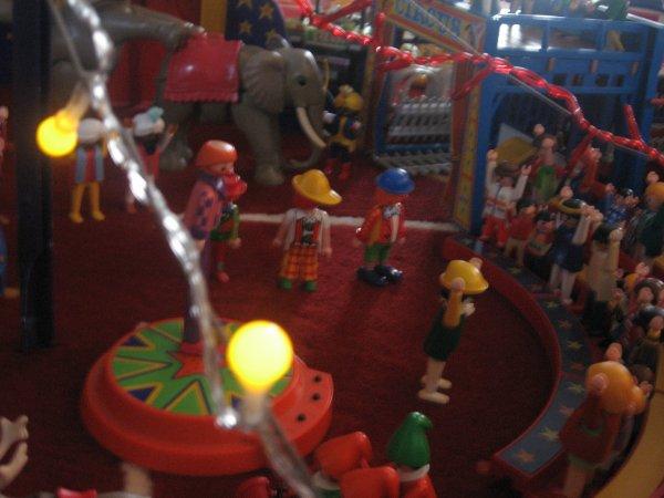Le grand Final et j en finis avec le Grand Cirque Robert Romanie spéciale Noël !!!!!