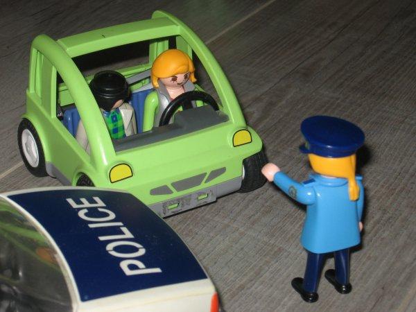 Un dispositif de sécurité est mis en place pour l'arrivée du convoi !!!