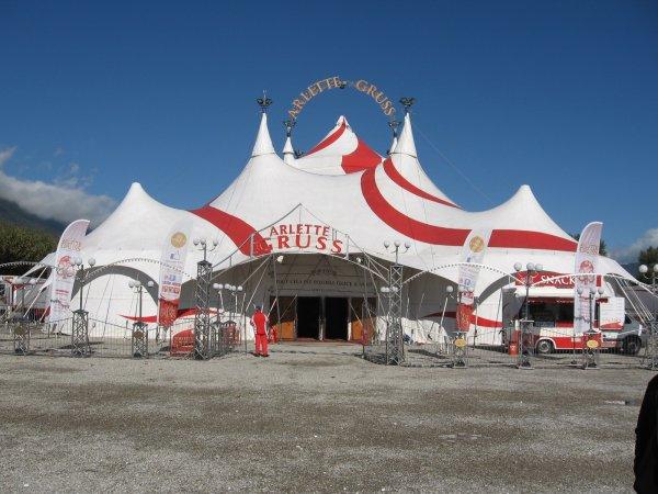Un cirque d'exception !!!