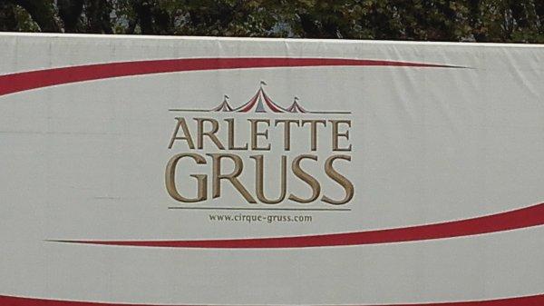 Petit tour chez Arlette Gruss à Aix-Les-Bains le 2 octobre 2016 !!!