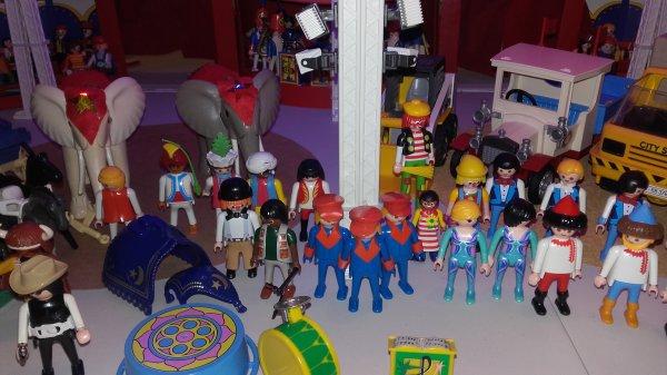 Les nouveautés playmobils !!!