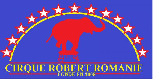 Le nouveau logo du cirque !!! Pour la prochaine exposition les 7 et 8 octobre et pour l'année prochaine !!!