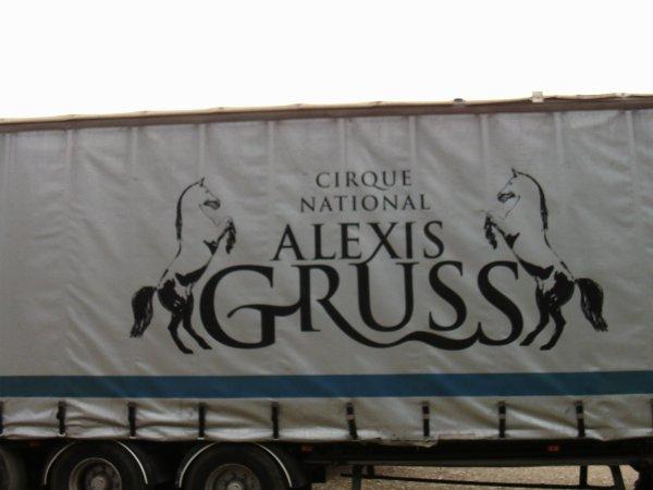 Visite annuelle au Parc Alexis Gruss à Piolenc (Vaucluse) !!! 2