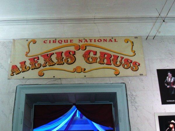 Visite annuelle au Parc Alexis Gruss à Piolenc (Vaucluse) !!! 9