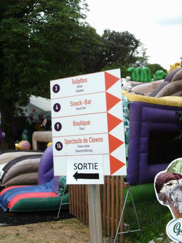 Visite annuelle au Parc Alexis Gruss à Piolenc (Vaucluse) !!! 10