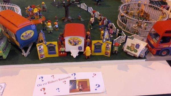 Le cirque installé à Villette d'Anthon !!! Expo n°4