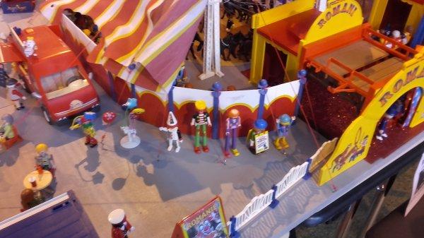Le cirque installé à Villette d'Anthon !!! Expo n°5