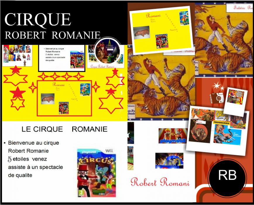 Cirque Robert Romanie (Pinder2662)