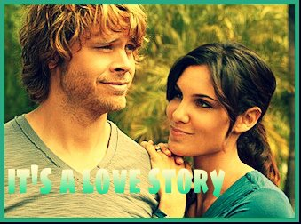Ship .....IT'S A LOVE STORY