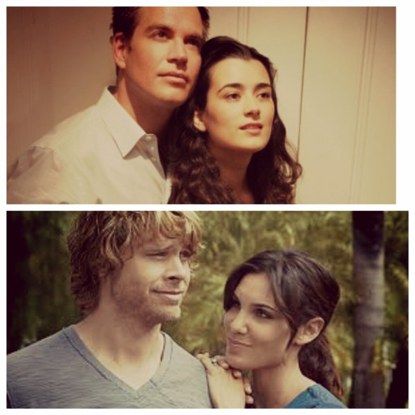 Ziva &Tony Vs Deeks & Kensi ♥