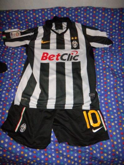 juventus domicile 2011/2012